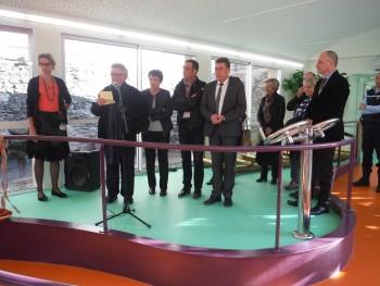 Inauguration Espace Sensoriel - Clos St François